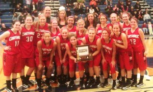Carthage Lady Red Basketball